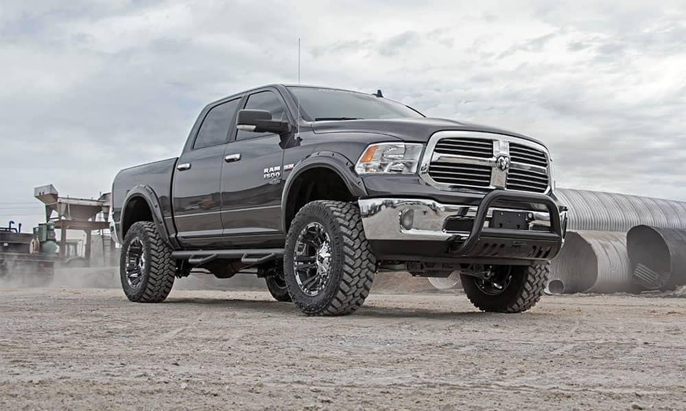 Lifted Ram 1500 >> Jeep Ram Lift Kits In Gurnee Il Custom Truck Suspension