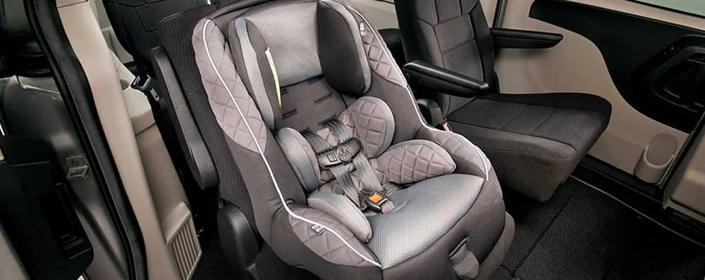 2018 Dodge Grand Caravan Baby Seat