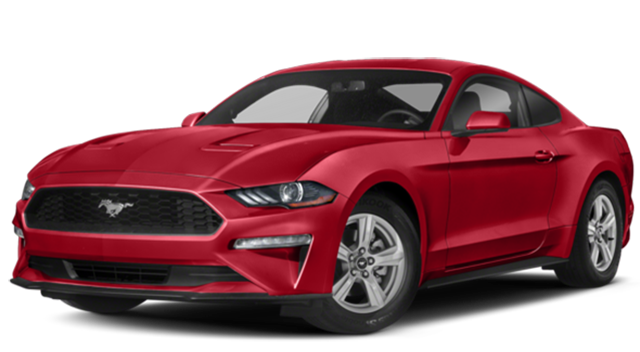 2018 Ford Mustang Compare 2