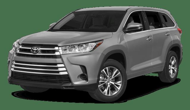 2018 Toyota Highlander LE I4 FWD