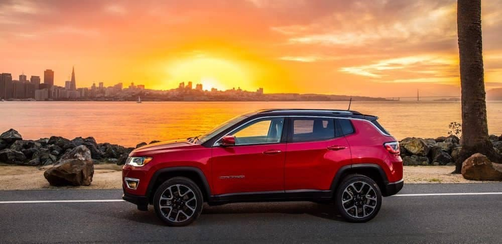 2019 Jeep Compass Limited Two Tone