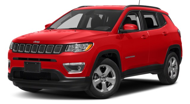 2018 Jeep Compass Red