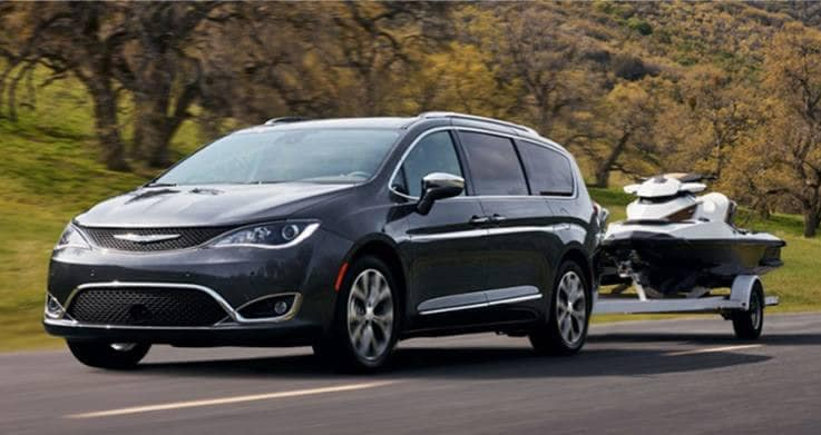 2019 Chrysler Pacifica Towing Capacity
