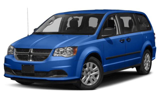 2019 Dodge Durango in Blue 3