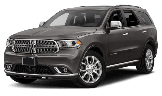 2019 Dodge Durango in Gray