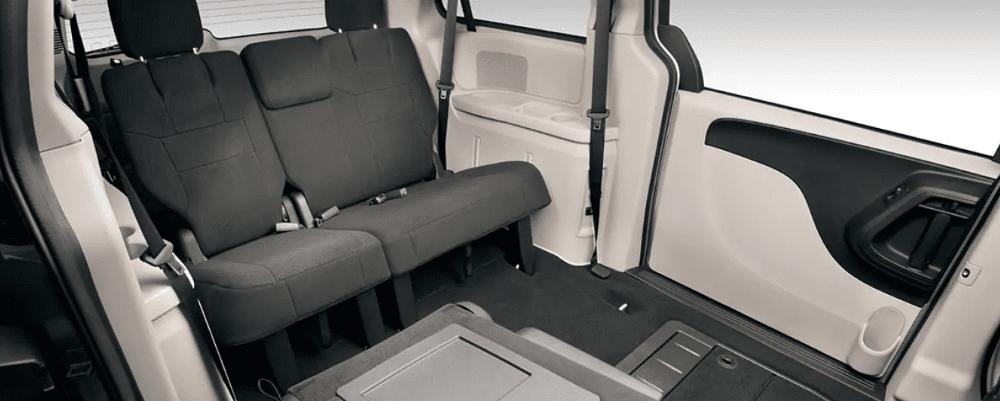 Dodge Grand Caravan Interior 2