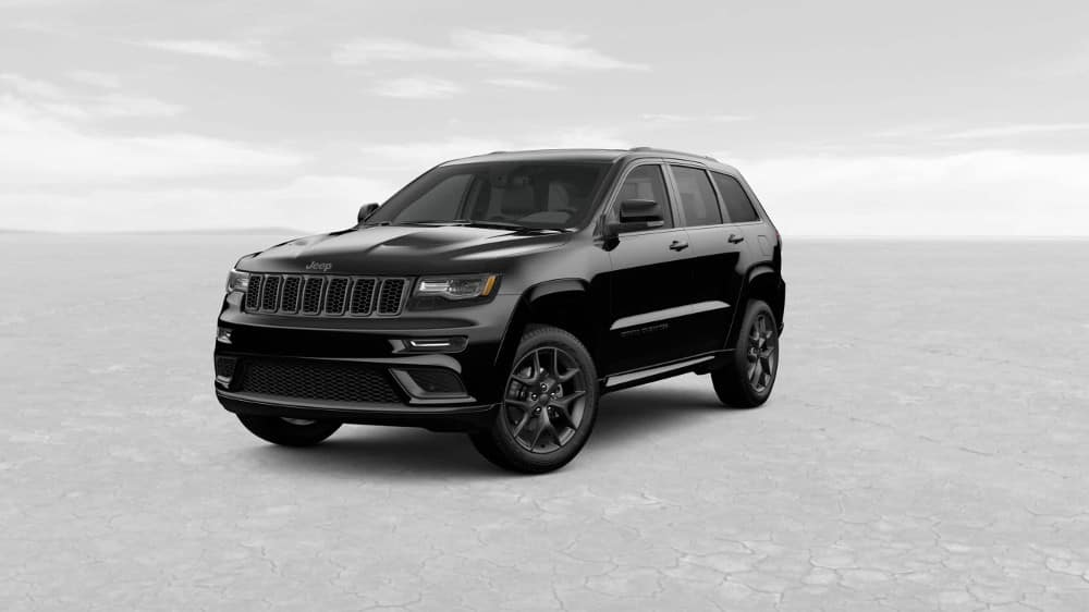 Grand Cherokee Limited X