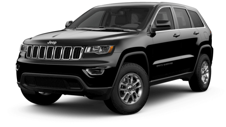 2019 Jeep Grand Cherokee Laredo - Diamond Black