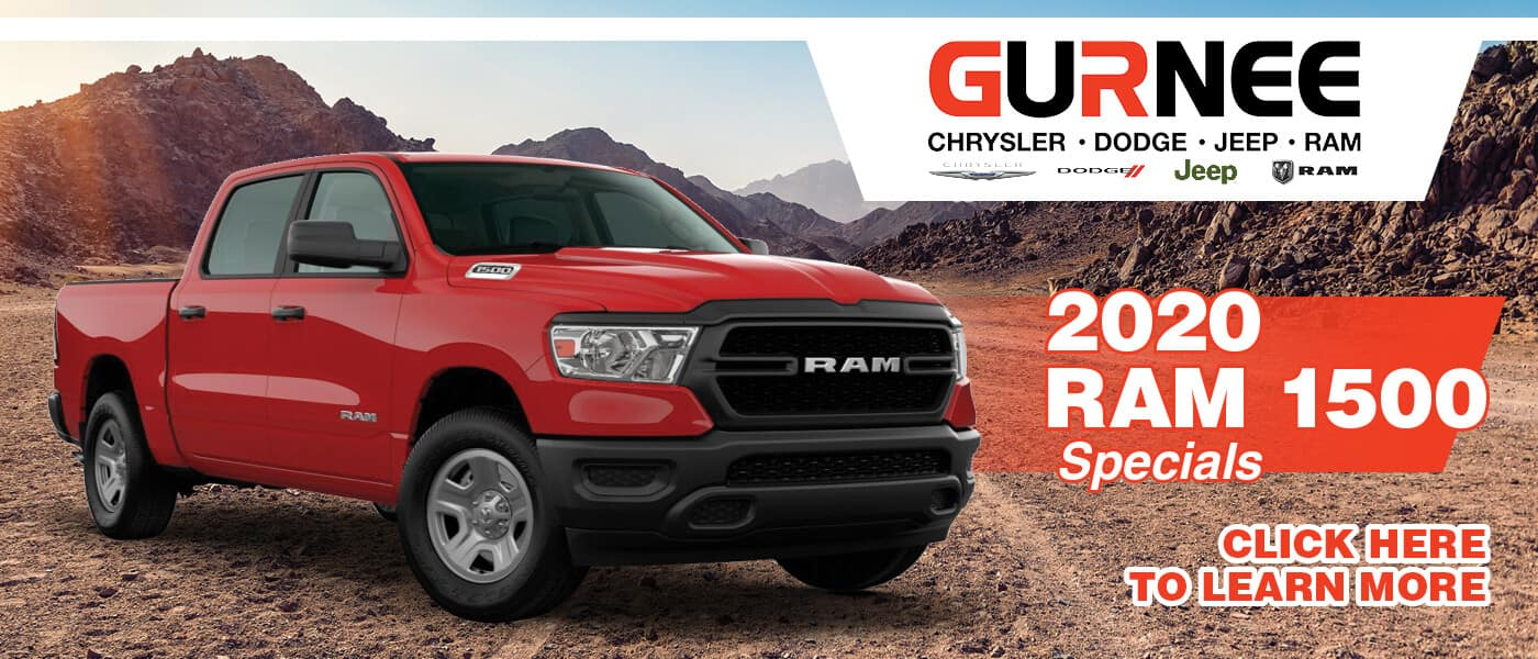 Click Here for 2020 Ram 1500 Specials