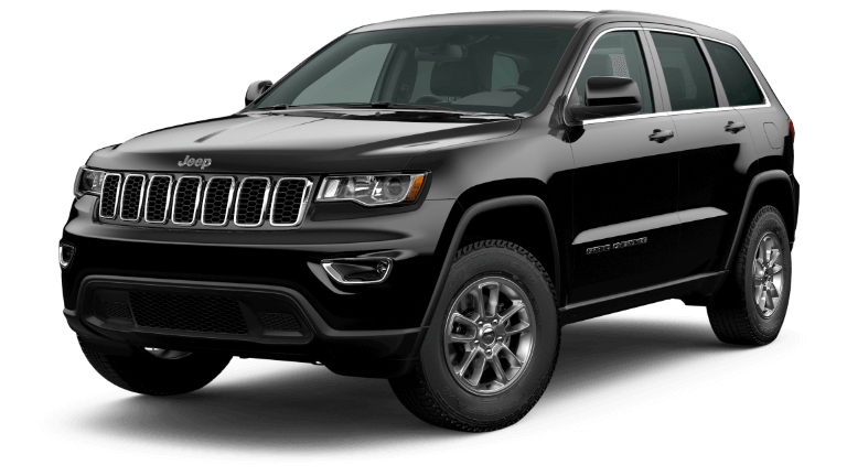 2020 Jeep Grand Cherokee Laredo - Diamond Black