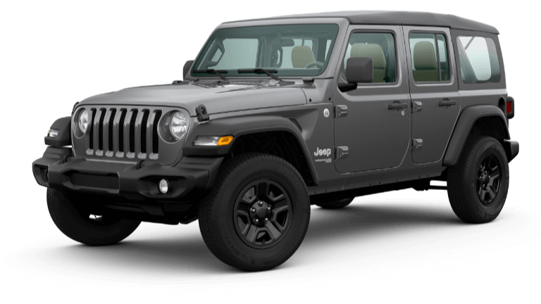 2020 Jeep Wrangler Sport - Granite