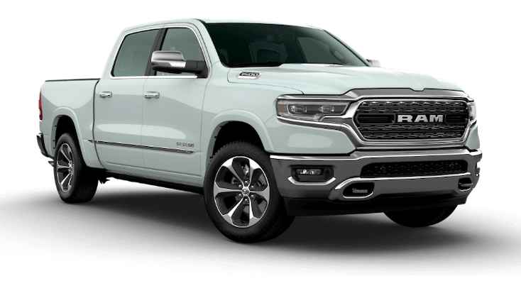 2020 Ram 1500 Limited Bright White