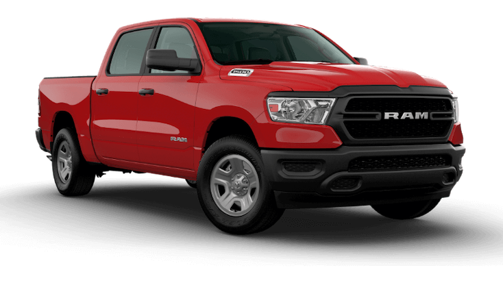 2020 Ram 1500 Tradesman Flame Red