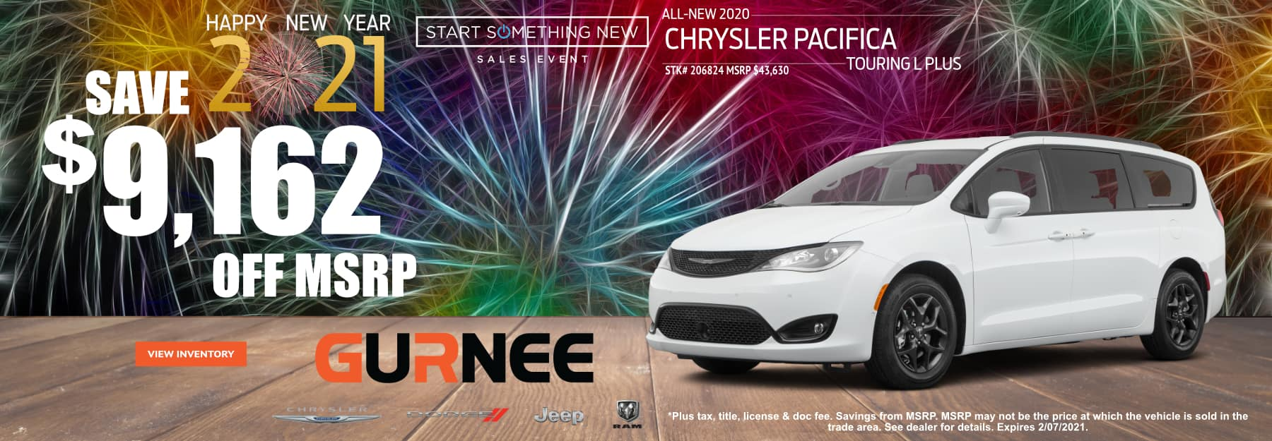 January-2021 CHRYSLER_PACIFICA_GURNEE