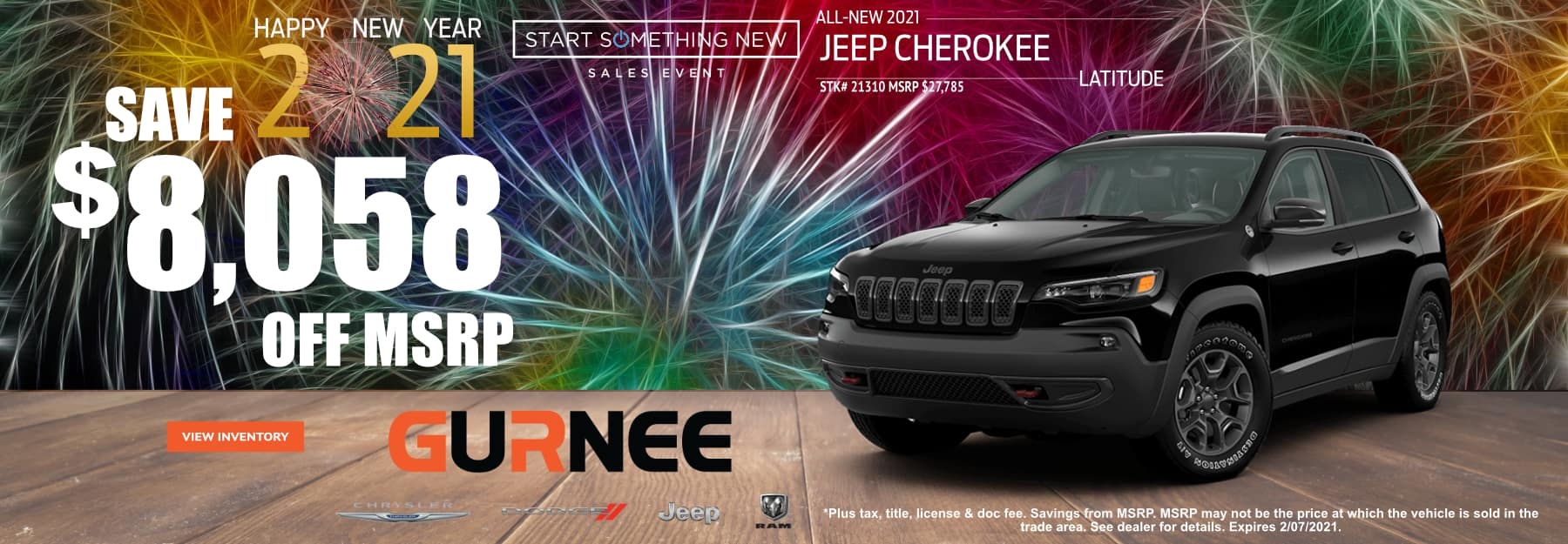 January-2021 Cherokee_Gurnee