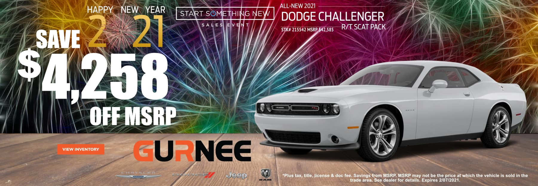January-2021 DODGE_CHALLENGER_GURNEE