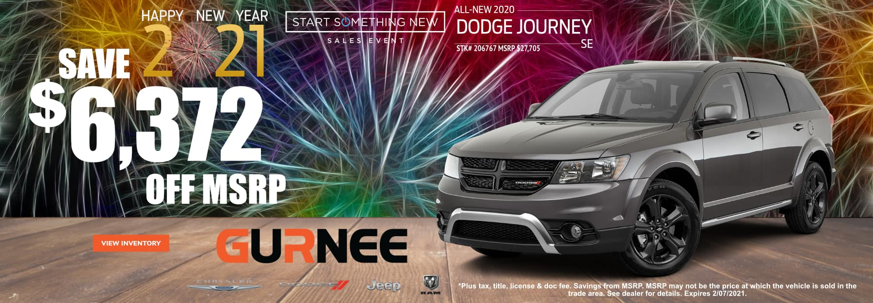 January-2021 DODGE_JOURNEY_GURNEE