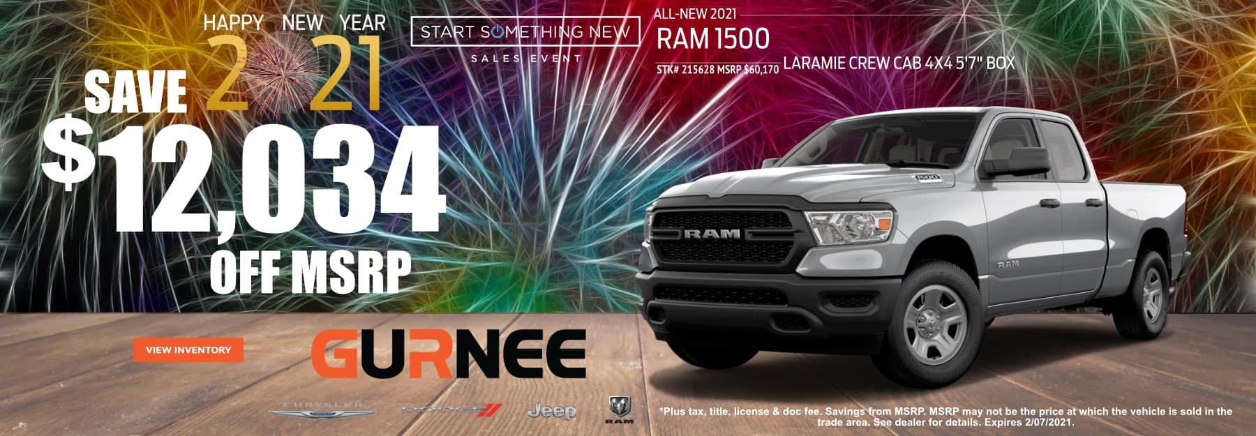 January-2021 RAM_1500_GURNEE