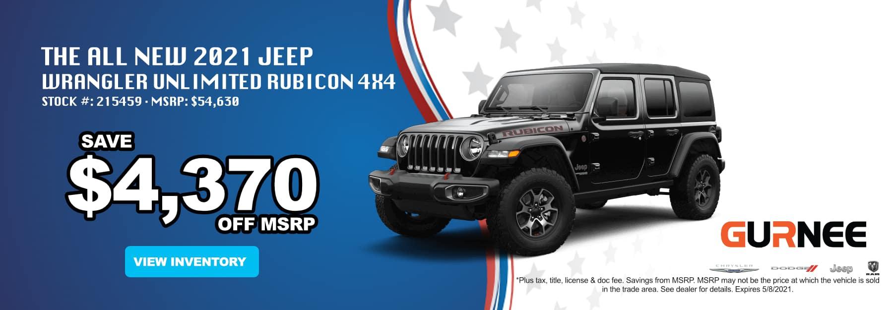 April_2021 Jeep Wrangler_Gurnee
