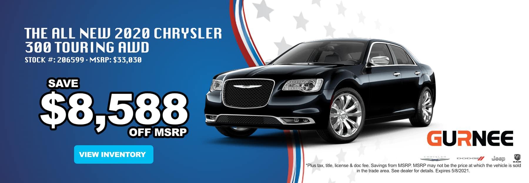 R_April_2021 Chrysler 300_Dupage