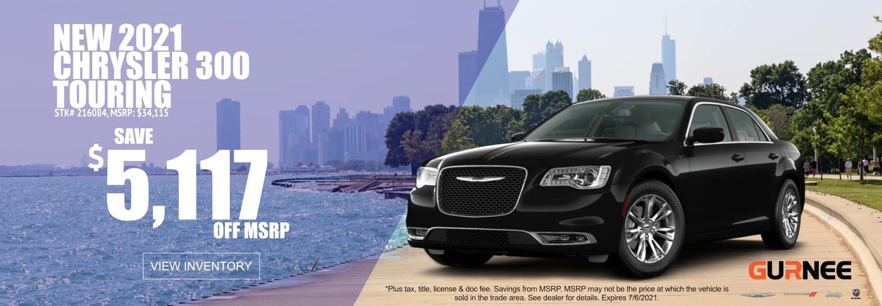 June_2021 Chrysler300_Gurnee