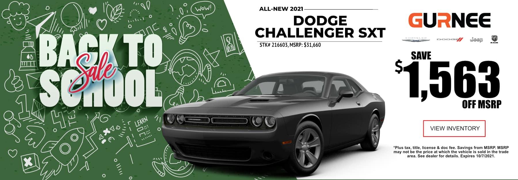 September_2021 Challenger_B2S Gurnee