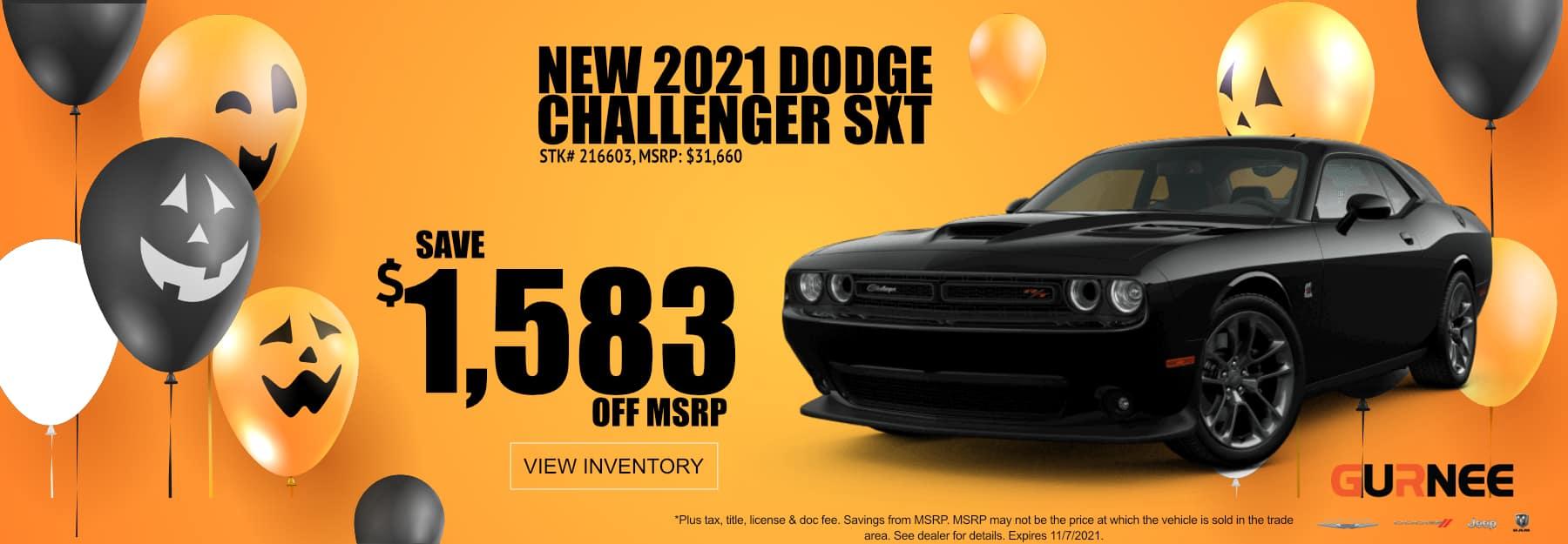 October_2021 Challenger_Gurnee