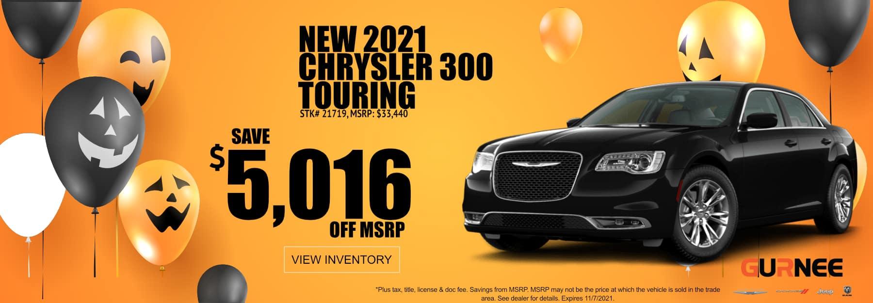 October_2021 Chrysler300_Gurnee