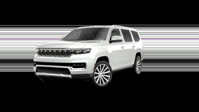 2022 Jeep Grand Wagoneer Series II Exterior