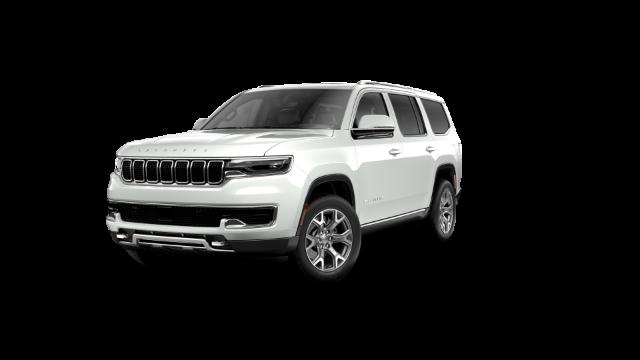 2022 Jeep Wagoneer Series III Off-Road Exterior