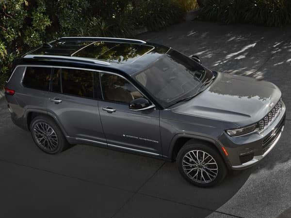 2021 Jeep Grand Cherokee L Sunroof