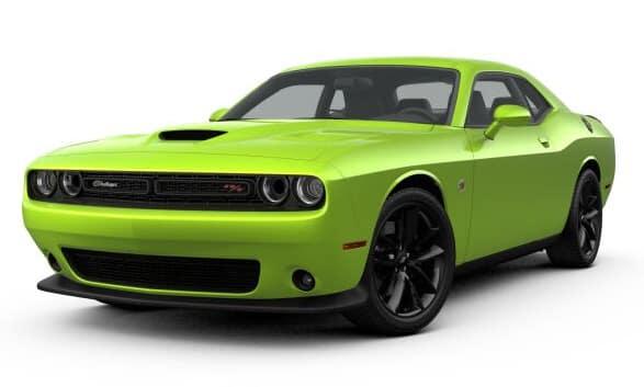 2021 Dodge Challenger R/T Scat Pack RWD