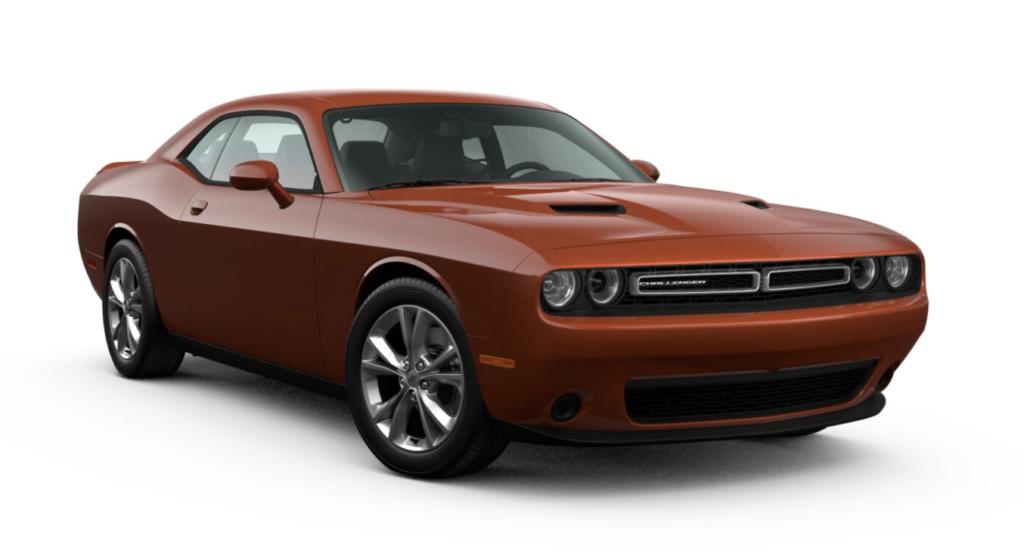 2021 Dodge Challenger SXT AWD