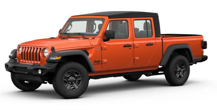 2021 Jeep Gladiator Sport 4WD