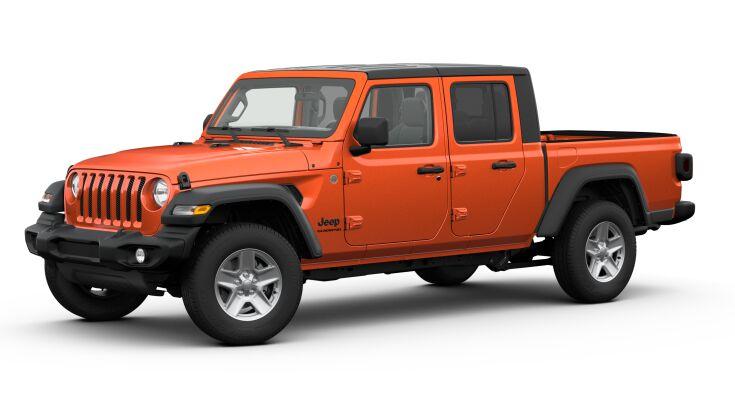 2020 Jeep Gladiator Sport S 4WD