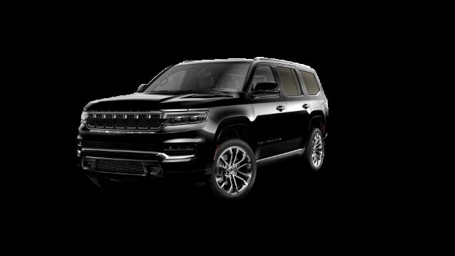 2022 Jeep Grand Wagoneer Obsidian Exterior