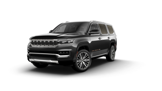 2022 Jeep Grand Wagoneer Series III Exterior