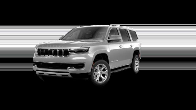 2022 Jeep Wagoneer Series II Exterior