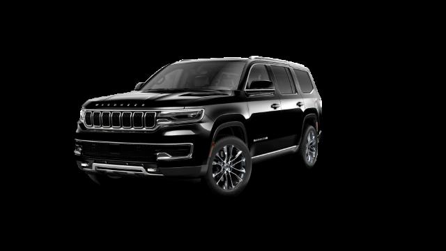 2022 Jeep Wagoneer Series III Exterior