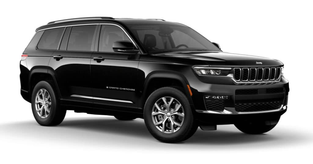 2021 Grand Cherokee L Limited 4WD