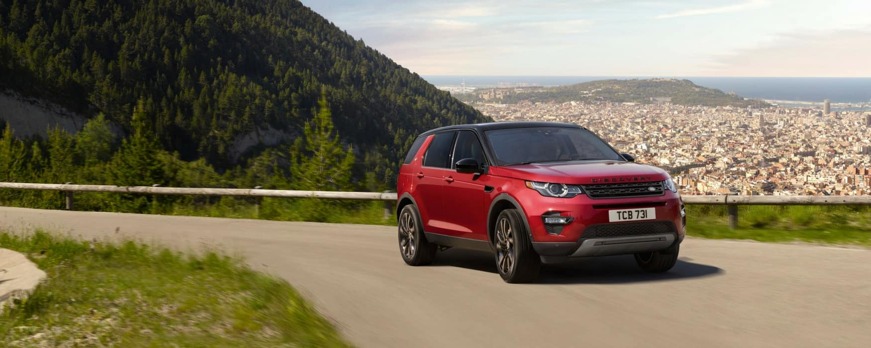 2018 Land Rover Range Rover Discovery Sport