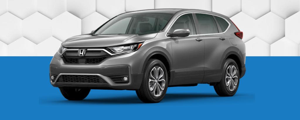 2021 CR-V EX Automatic FWD