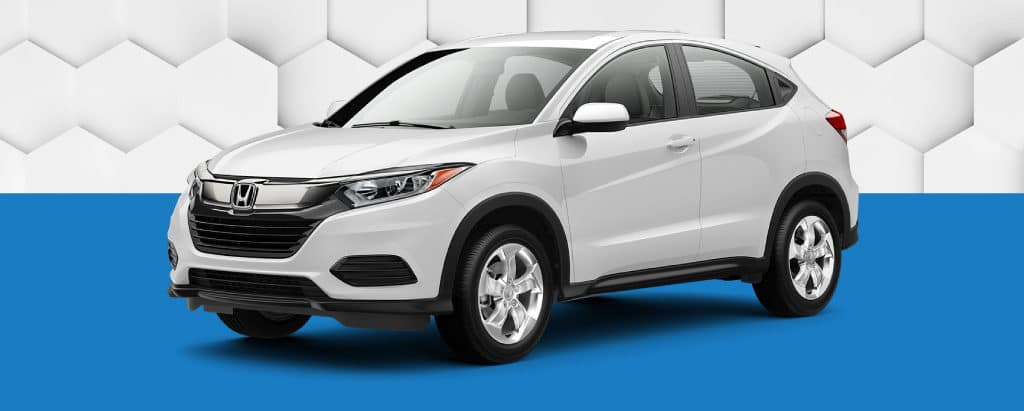 2020 HR-V LX FWD AUTOMATIC