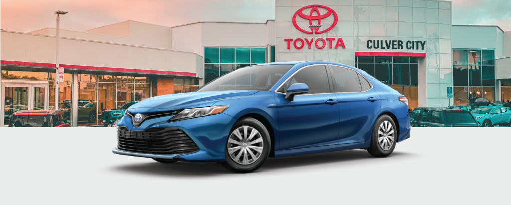 2020 Camry Hybrid LE 8 Speed Auto