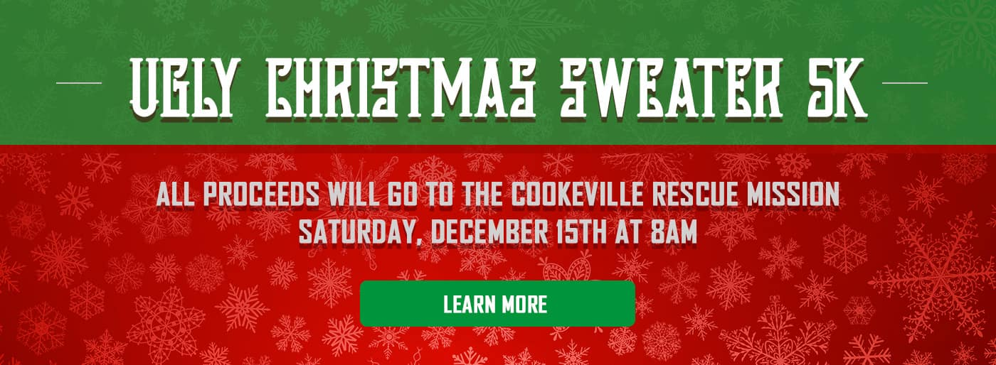 Ugly Sweater 5k Cookeville TN