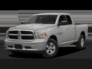 Ram 1500 Truck Silver