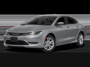 Chrysler 200 Silver