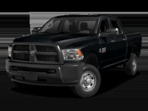 Ram 2500 Truck Black