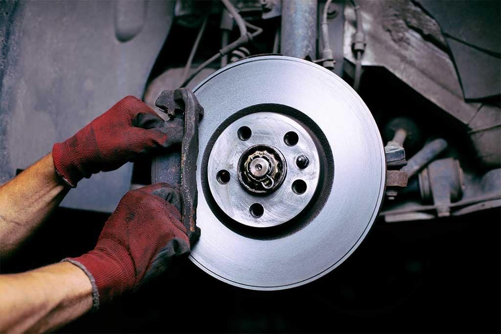 Brake Rotor and mechanic