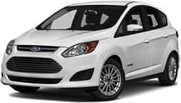 White 2017 Ford C-Max